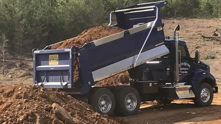 Dump Truck Material Hauling Amp Delivery North Metro Waste